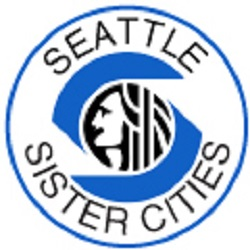 Logo for Seattle Sister Cities program