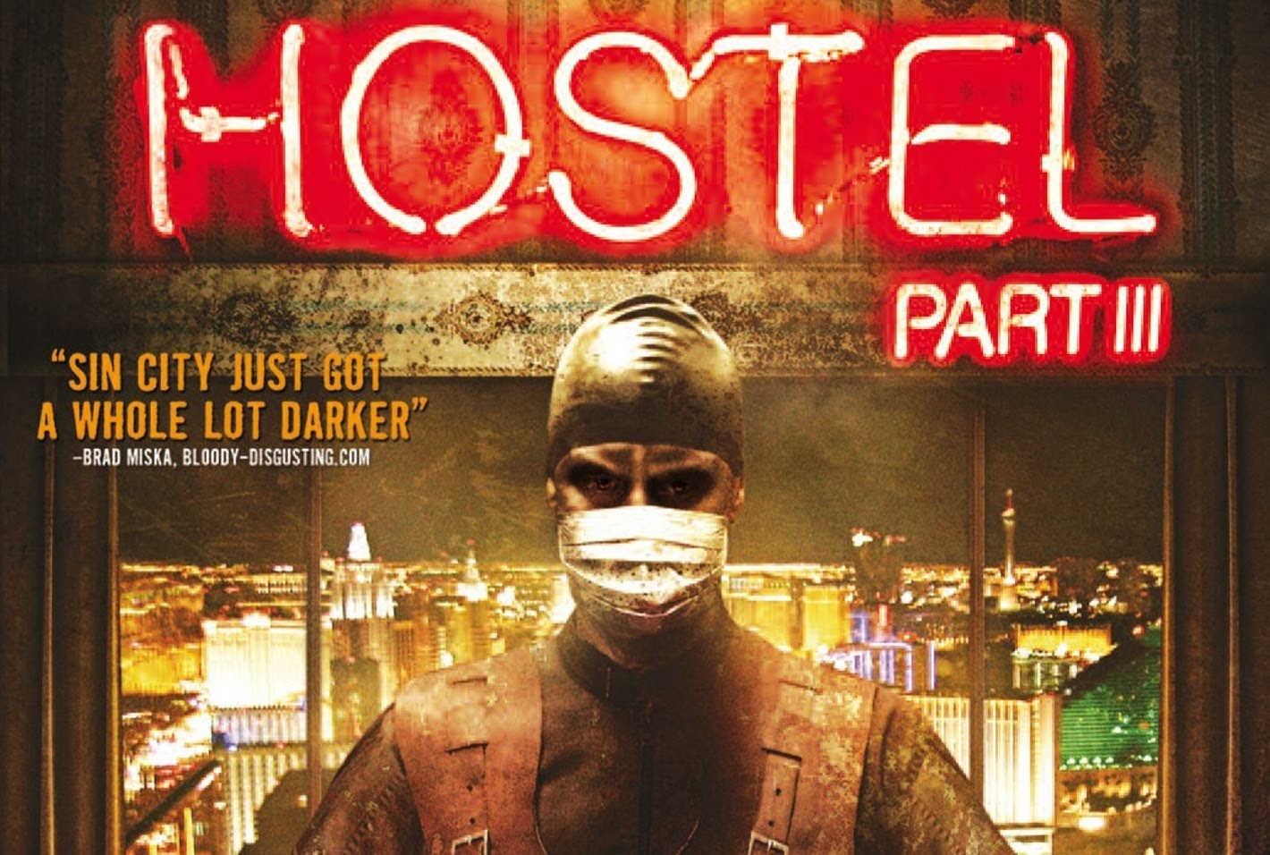 Hostel: part iii teaser trailer (2011).