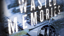Cover image for N3VOA 'Wasted Memories'.
