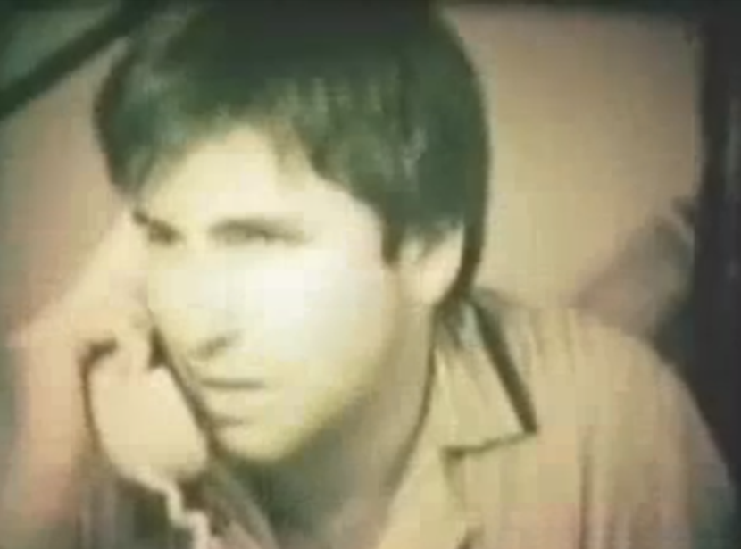 Young John Ritter in 'Earthquake Do's and Don'ts'.