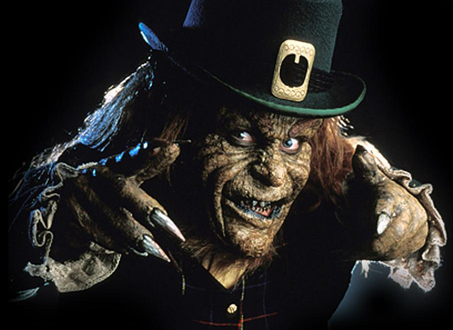 Warwick Davis in Leprechaun