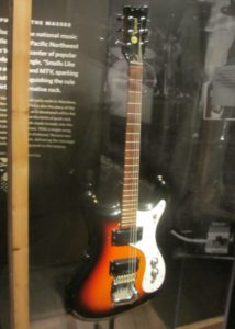 Mosrite Gospel guitar as played by Kurt Cobain