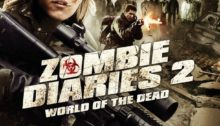 Zombie Diaries 2 Movie Poster