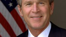 George W. Bush official portrait