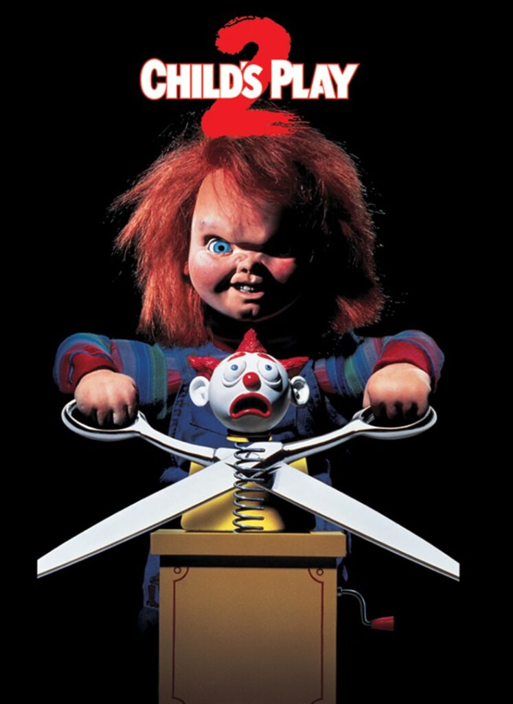 Childs Play 2 poster art