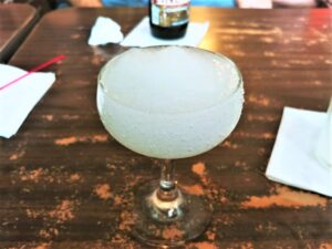 Frozen Margarita at Hussong's