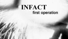 Infact 'First Operation' cover artwork